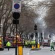 Londra, incendio a Holborn: evacuate duemila persone03