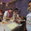Napoli, M5s: Fico e Di Maio servono pizza per autofinanziamento regionali03