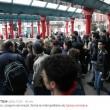 Sciopero trasporti, Milano paralizzata. A tre giorni dall'Expo04