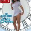 """Liris Crosse, la modella curvy """"allieva"""" Naomi Campbell conquista copertine04"""