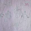 Nigeria, disegni dei bimbi in fuga da Boko Haram: morti decapitati, asce... FOTO