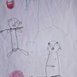 Nigeria, disegni dei bimbi in fuga da Boko Haram: morti decapitati, asce... FOTO 5