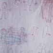 Nigeria, disegni dei bimbi in fuga da Boko Haram: morti decapitati, asce... FOTO 6