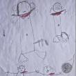 Nigeria, disegni dei bimbi in fuga da Boko Haram: morti decapitati, asce... FOTO 7