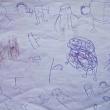 Nigeria, disegni dei bimbi in fuga da Boko Haram: morti decapitati, asce... FOTO 8