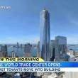 VIDEO YouTube, One World Trade Center nasce su ceneri Torri Gemelle: aprirà 29 maggio 08