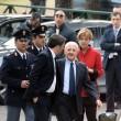 """Renzi incontra operai Whirpool-Indesit: """"Parlo io con l'azienda"""". Poi vede anche De Luca03"""