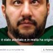 """Facebook, spunta l'evento """"diciamo a Salvini che ha origini etiopi"""""""