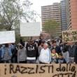 """Salvini: """"Vi rado al suolo"""". Gli immigrati non lo fanno entrare all'Hotel House8"""