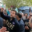 """Salvini: """"Vi rado al suolo"""". Gli immigrati non lo fanno entrare all'Hotel House6"""
