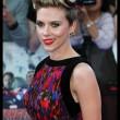 """Scarlett Johansson alla prima di Avengers: """"Le vere eroine sono le mamme08"""