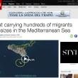 Naufragio Canale Sicilia, circa 700 migranti morti14