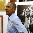 "Giamaica, Barack Obama visita museo Bob Marley: ""Ho tutti i suoi dischi06"