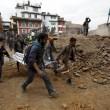Terremoto di magnitudo 7.9 in Nepal
