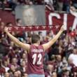 I tifosi del Torino (foto Lapresse)