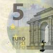 Stefanos, artista che disegna su banconote euro i morti suicidi per crisi FOTO 9