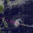 Tifone di Pasqua, le foto dallo spazio di Samantha Cristoforetti 5
