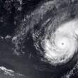 Tifone di Pasqua, le foto dallo spazio di Samantha Cristoforetti