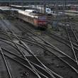 Germania, treni fermi sei giorni per sciopero FOTO 010
