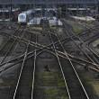 Germania, treni fermi sei giorni per sciopero FOTO 012