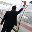 Germania, treni fermi sei giorni per sciopero FOTO 015