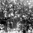 Heysel, Juventus ricorda tragedia. Bruxelles, minuto silenzio davanti stadio 03