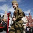 Mosca, parata per i 70 dalla fine della Seconda Guerra Mondiale FOTO-VIDEO (9)