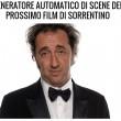"""Il """"generatore automatico di scene del prossimo film di Sorrentino"""""""