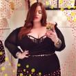 Ashley Graham, Candice Huffine, Tara Lynn: modelle curvy spopolano su Instagram 02