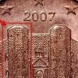 Moneta 1 centesimo con errore tipografico, vale 2.500 euro 05