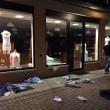 """Vicenza. Ennesimo furto, scrive su vetrina: """"Stato italiano protegge ladri04"""