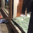 """Vicenza. Ennesimo furto, scrive su vetrina: """"Stato italiano protegge ladri07"""