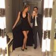 Aida Yespica e Mariah Carey, stesso vestito ma il confronto è impietoso FOTO