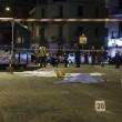 Roma. Donna morta, 8 feriti da auto con 3 rom che forza posto di blocco09