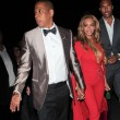 Beyonce superscollata all'incontro di boxe Floyd Mayweather