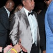 Beyonce superscollata all'incontro di boxe Floyd Mayweather11