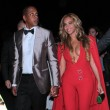 Beyonce superscollata all'incontro di boxe Floyd Mayweather06
