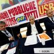 Napoli, sindacati di base interrompono conferenza con Stefano Boeri e Poletti 02