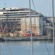 Costa Concordia, ultimo viaggio: relitto arriva ex Superbacino5
