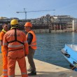 Costa Concordia, ultimo viaggio: relitto arriva ex Superbacino20
