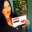 Carmen De Luz, pornostar tra piramidi: FOTO lato B scoperto, scuse a Egitto9