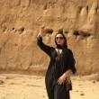 Carmen De Luz, pornostar tra piramidi: FOTO lato B scoperto, scuse a Egitto8