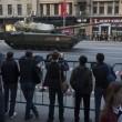 Le nuove armi di Putin, sfilano il 9 maggio. Il carro Armata T-14 FOTO