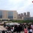 VIDEO YouTube. Cina, crolla palco: intero coro inghiottito, 8 feriti 02