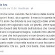 """Claudia Aru fa commenti anti-razzisti su Fb. """"Spero che i neri ti violentino"""" 2"""