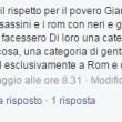 """Claudia Aru fa commenti anti-razzisti su Fb. """"Spero che i neri ti violentino"""" 3"""