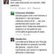 """Claudia Aru fa commenti anti-razzisti su Fb. """"Spero che i neri ti violentino"""""""