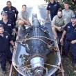 coccodrillo lungo 4,3 m spaventava cani e persone: 6 guardia parco lo catturano