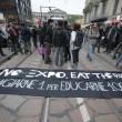 No-Expo, corteo a Milano: 2000 agenti, paura black bloc. Diretta e FOTO