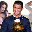 Cristiano Ronaldo, passione italiana: Raffaella Fico, Alessia Tedeschi...